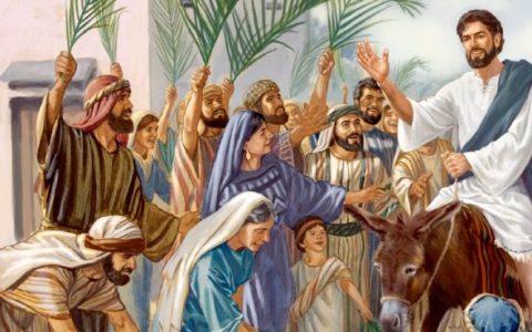 Intrarea Domnului Isus în Ierusalim – Redeschidere sală
