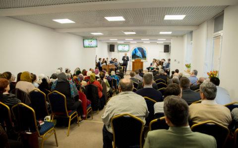 Duminică – 1 aprilie – Intrarea Domnului Isus în Ierusalim – Inaugurare sală
